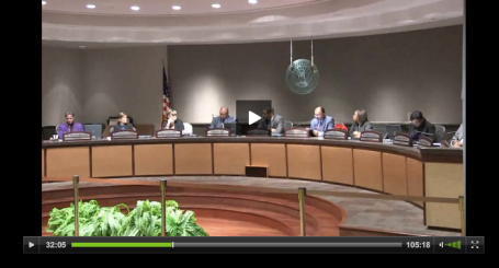 Board of Education Superintendent Contract Extension Discussion and Vote - Monday, December 10, 2012