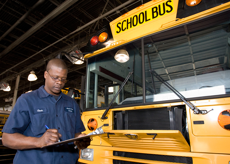 Celebrate our bus drivers during National School Bus Safety Week ...