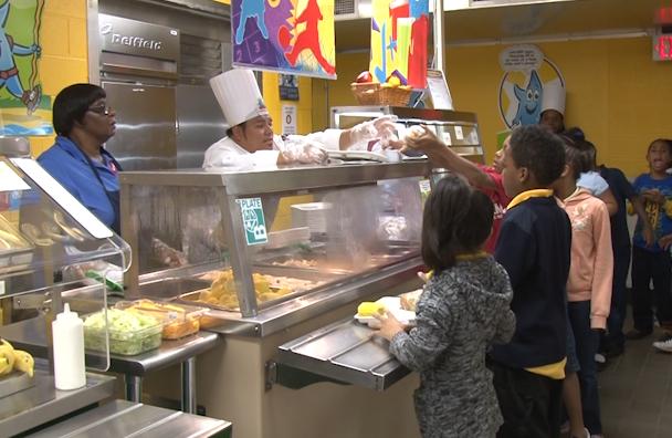 Garden Hills Elementary Talk Up Aps