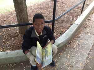 Student Spotlight_Jordan Boswell_Garden Hills 2013