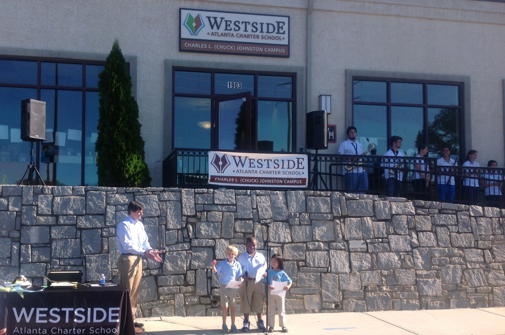 Westside ribbon cutting1