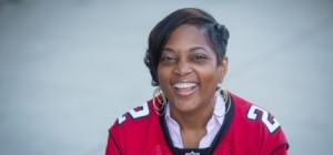 Media Specialist Lajuana Ezzard is one of 16 educators