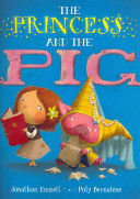 Author Jonathan Emmett has been nominated for the 2013 Georgia Picture Storybook Award for his popular children's book, The Princess and the Pig.