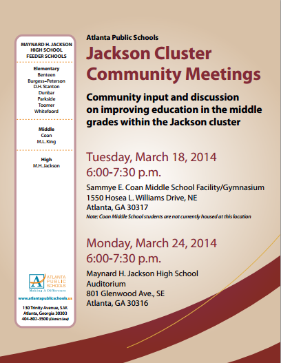 JacksonClusterMeetingFlyer
