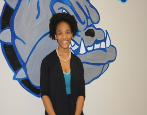 Student Spotlight_February 2014_Naajia Muhammad_BTW Early College