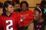 Fain_Sean Weatherspoon Atlanta Falcons_Teacher Student Photo