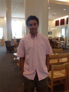 Student Spotlight 2014_Austin Minor_Carver EC