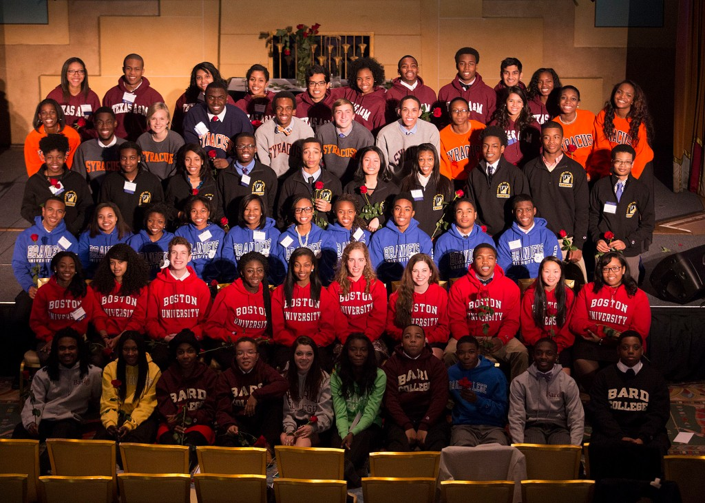 Twenty-three seniors from Atlanta Public Schools (APS) were awarded four-year, full-tuition leadership scholarships worth approximately $100,000 each by The Posse Foundation, Inc. to some of the top colleges and universities in the country.