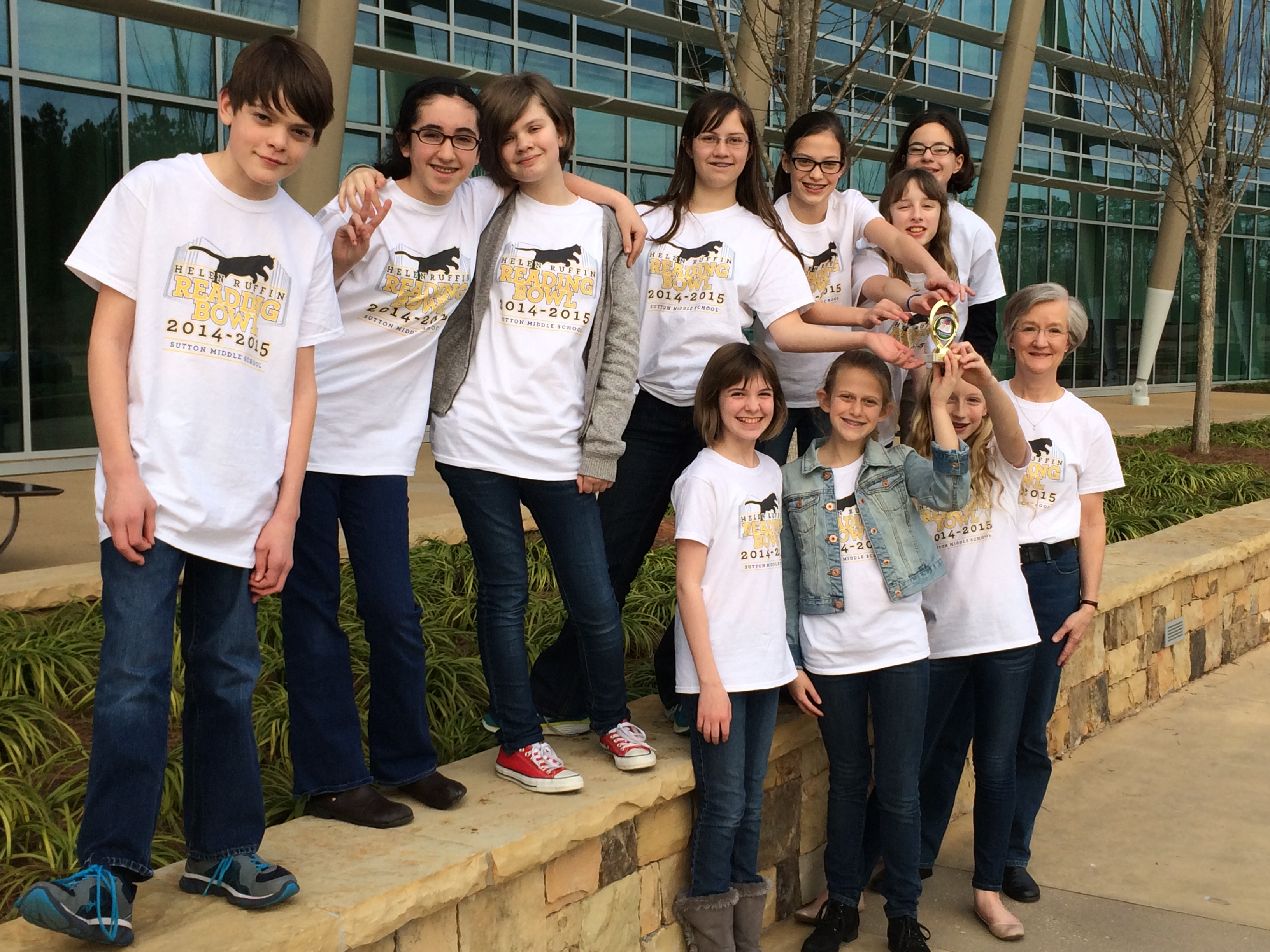 Students Show Off Their Literacy Skills At The 10th Annual