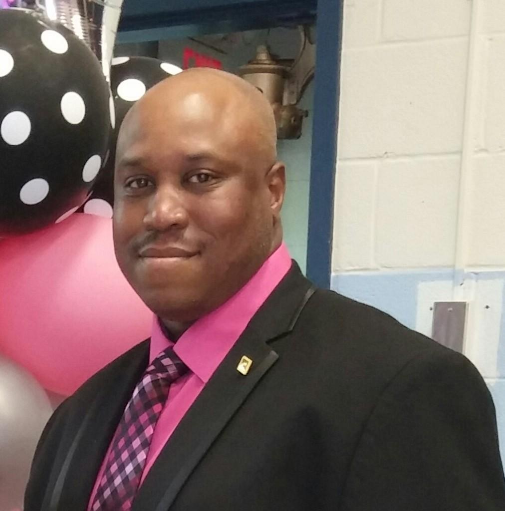 Beecher Hills Elementary School PTA President Antwan McKee