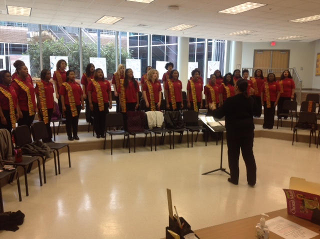 Women's Chorus 1