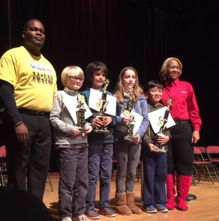 four bee winners