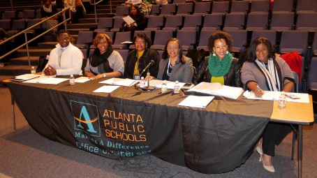 Spelling Bee Judges 2016