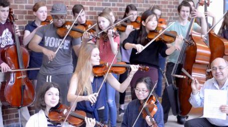 Grady HS Philharmonic Orchestra