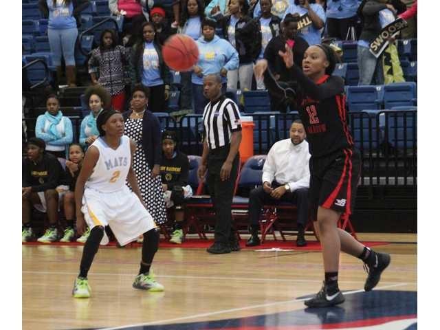 Kemiyah Street Mays Basketball