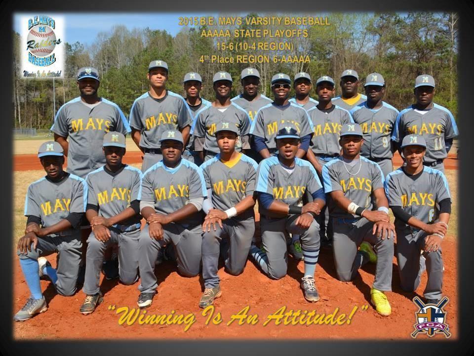 Mays Baseball