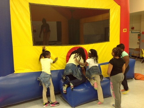 APTT at Beecher Hills ES (Bounce House 1)