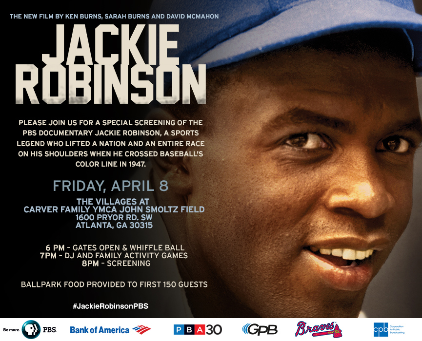 Jackie Robinson Screening
