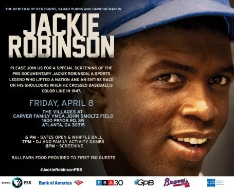 Jackie Robinson Screening