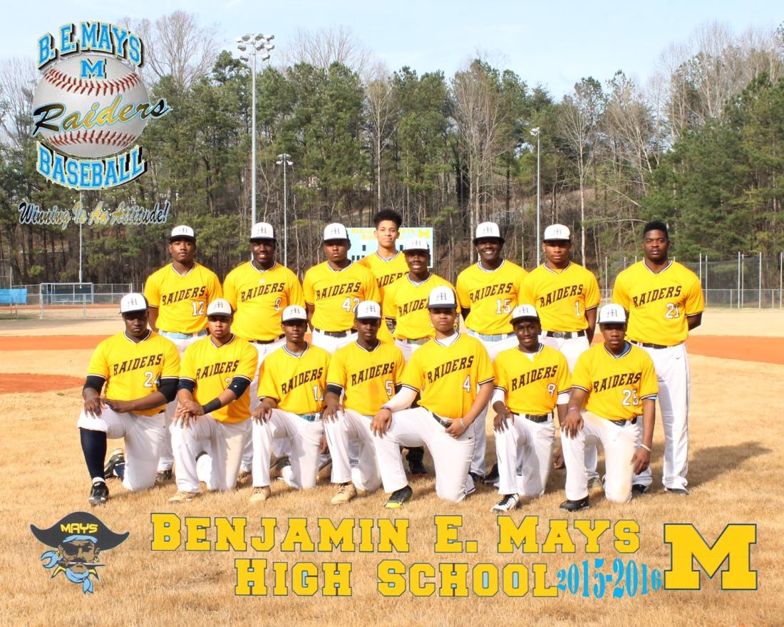 Mays Baseball Team (2016)