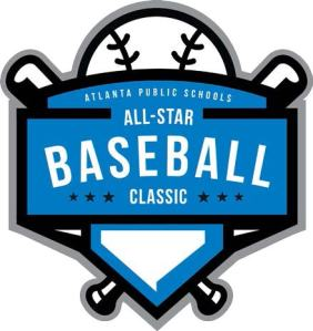 APS All-Star Baseball logo