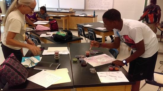 Acid Based Chemistry 5