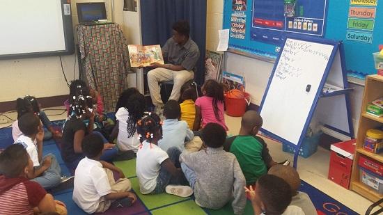 Forrest Hill Mentoring Program 2