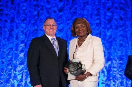 Marilyn Hughes&Brian Kane_Food Service Award