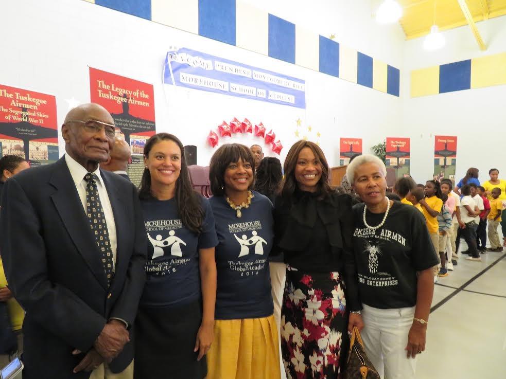 Tuskegee Airmen Global Academy & Morehouse School of