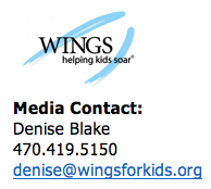 WINGS media contact - DeniseBlake