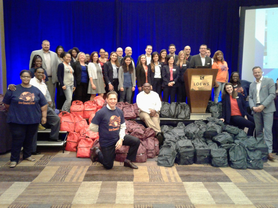 Loews Hotel_Backpack Giveaway
