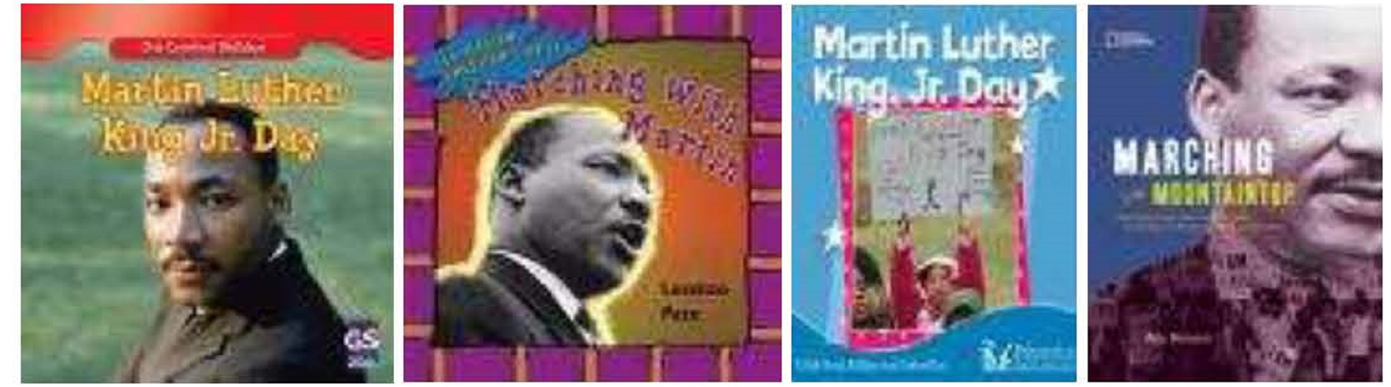 APS eBook Shelf Offers Several Works on the Life of Dr  Martin