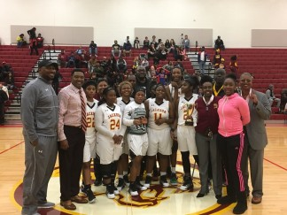 The Maynard Jackson girls will host the Griffin Bears in the Georgia High Schools Association basketball quarterfinals, Wednesday at 6 p.m.