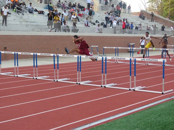2017 APS T&F Championships (Christian McNair-Jones - 110 hurdles)