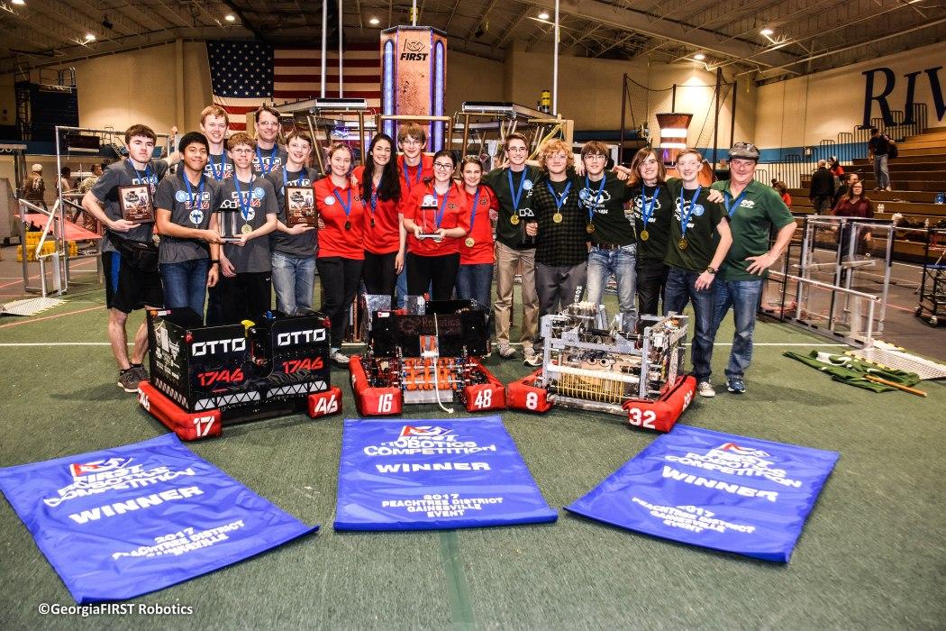 FIRST Robotics Teams