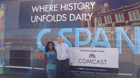 jenae-green_doug-hemmig-c-span-tour-bus
