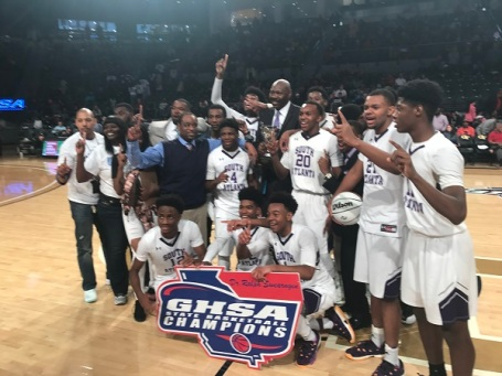 South Atlanta Boys Basketball - 2017 State Champs Class AA