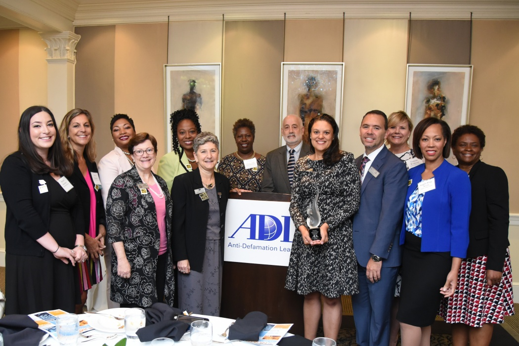 Carstarphen with ADL Award Group Photo
