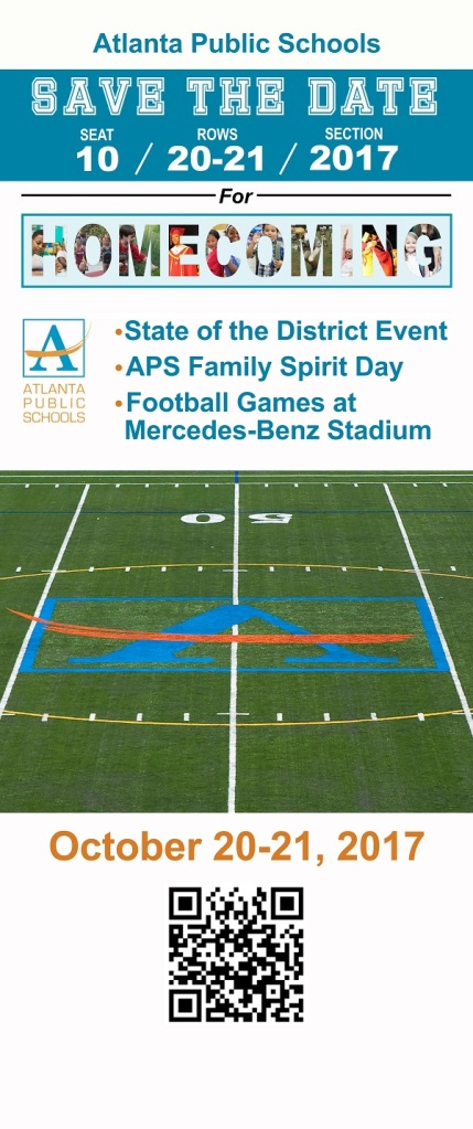 APS Homecoming Graphic