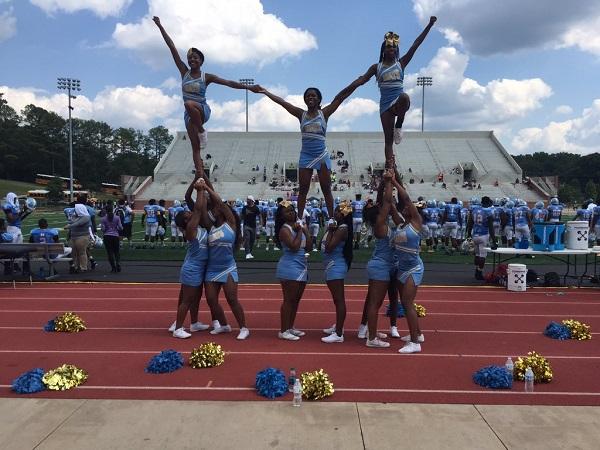 Mays Cheerleaders 2017