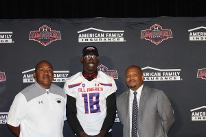 Quindarious Monday (Carver) w Muhammad and Myles