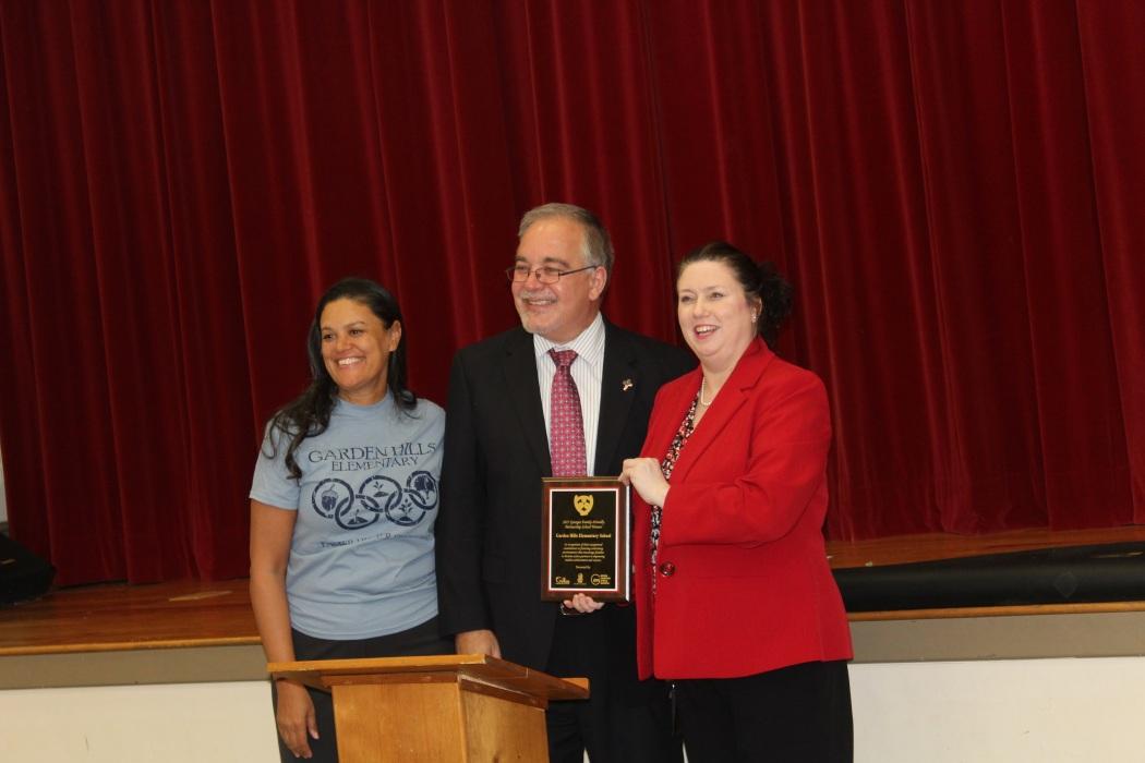 GHES_Family Friendly Partnership School Award