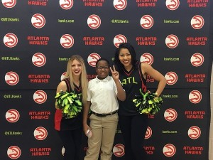Vision to Learn 2 (Hawks cheerleaders)