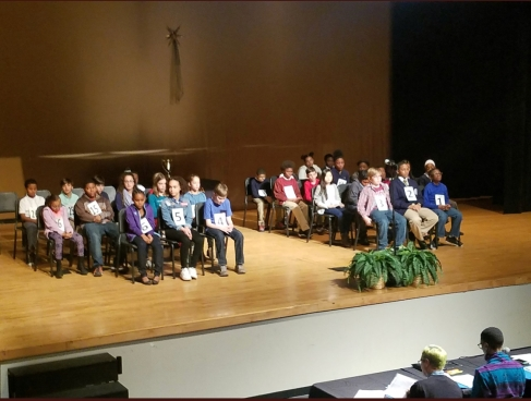 57th Annual Districtwide Spelling Bee