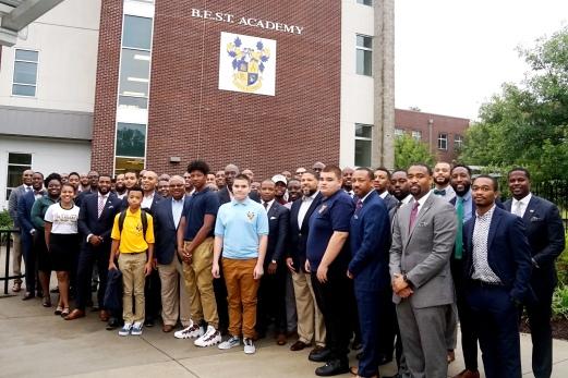 BEST Academy - 100 Black Men