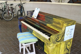 Pianos for Peace Festival