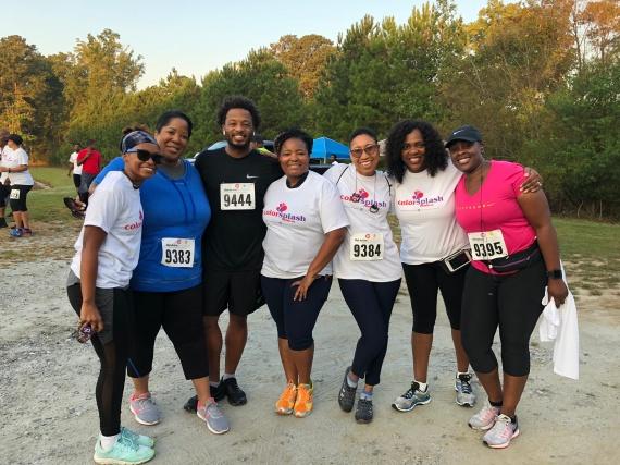 Deerwood Academy's Run/Walk for Reading 5K