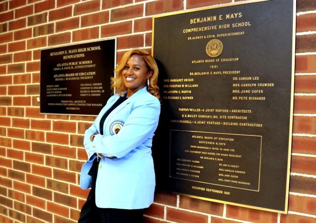 Meet Benjamin E. Mays High School's New Principal